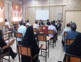 دیدار مدیرکل استان با مدیران آموزشگاه های آزاد و کارکنان آموزش فنی و حرفه ای شهرستان درگز