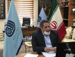 سخنرانی مدیرکل آموزش فنی و حرفه ای خراسان رضوی در افتتاحیه وبینارهای آموزشی هفته ملی مهارت