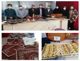 آموزشگاه آزاد مامک به مناسبت هفته ملی مهارت کارگاههای جدید در حوزه آشپزی و شیرینی پزی و نیز سرمه دوزی را جهت علاقه مندان افتتاح کرد