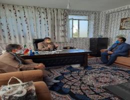 دستاوردهای حاصل از دیدار با نماینده محترم مردم شهرستان های خواف و رشتخوار در مجلس شورای اسلامی