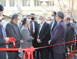 گزارش تصویری افتتاح مرکز نوآوری جواهرات وگوهر سنگ های کشور