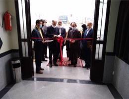 افتتاحیه مرکز آموزش کارآفرینی و مهارتهای کسب و کار توسط معاونت محترم وزیر کار و رئیس سازمان آموزش فنی و حرفه ای کشور