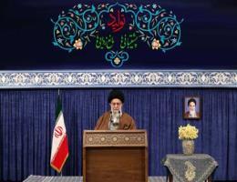 رهبر انقلاب اسلامی سال ۱۴۰۰ را سال «تولید؛ پشتیبانی ها، مانع زدایی ها» نامگذاری کردند؛ شعار انقلابی جهش تولید امسال باید با حمایت همه جانبه و رفع موانع کاملاً محقق شود