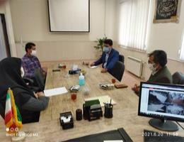 برگزاری جلسه با اعضای مجمع خیرین توسعه وترویج آموزش های فنی وحرفه ای