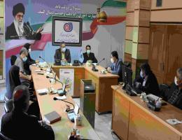 برگزاری سومین جلسه کمیته آموزش درصنایع استان خراسان رضوی
