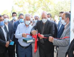 افتتاح فاز اول کارگاه تخصصی گوهرتراشی مرکز آموزش فنی و حرفه ای گناباد