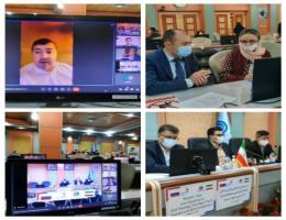 🔹 نشست وبیناری توسعه همکاری های بین المللی سازمان آموزش فنی و حرفه ای ایران و آژانس توسعه مهارت روسیه