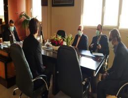 حسینی نیا تاکید کرد: ضرورت ارائه آموزش های مهارتی مورد نیاز جامعه نابینایان