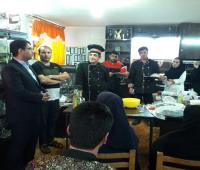 برگزاری دوره آموزش تخصصی آشپزی ویژه آشپزان و رستوران داران در کاشمر