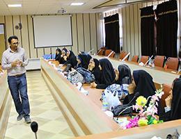 برگزاری دوره کمپ کارآفرینی در مرکز آموزش فنی و حرفه ای گناباد