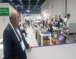 بازدید رییس سازمان آموزش فنی و حرفه ای کشور از روند برگزاری چهل و چهارمین مسابقات جهانی مهارت