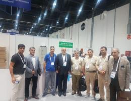 بازدید مدیرکل آموزش فنی و حرفه ای خراسان رضوی از برگزاری چهل و چهارمین مسابقات جهانی مهارت 2017 ابوظبی
