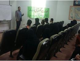 برگزاری کلاس اصلاح و بهینه مصرف گاز و ایمنی گاز در مرکز بردسکن