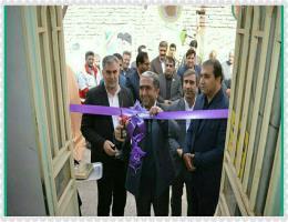 افتتاح ساختمان جدید واحد خواهران مرکز آموزش فنی و حرفه ای رشتخوار