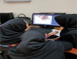 برگزاری دوره آموزشی ارتقاء مهارت طراحان و نقاشان فرش در مرکز آموزش فنی و حرفه ای مهارت های پیشرفته ارم مشهد
