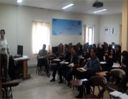 برگزاری سومین دوره آموزشی پداگوژی ویژه مربیان جدیدالاستخدام در مرکز آموزش مهارتهای پیشرفته ارم