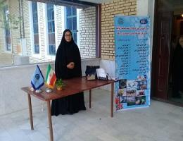 برپایی میز خدمت توسط مرکز در دانشگاه پیام نور شهرستان تایباد