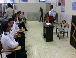 برگزاری سمینار آموزشی ایمنی و پیشگیری از حوادث در شهرستان مه ولات