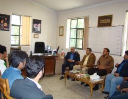 معتادان بهبود یافته کمپ ها و مراکز ترک اعتیاد نیشابور دوره های آموزش فنی و حرفه ای را فرا خواهند گرفت