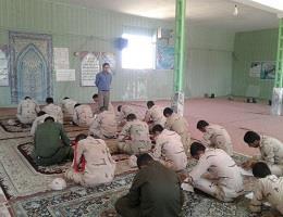 برگزاری چهارمین دوره آزمون ادواری ویژه پرسنل وظیفه نیروهای مسلح همزمان با سراسر کشور در شهرستان تربت جام