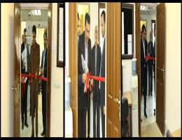رونمایی از تجهیزات بروزرسانی شده کارگاه های آموزشی مرکز آموزش مهارتهای پیشرفته ارم به مناسبت هفته دولت