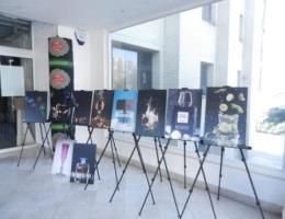 نمایشگاه عکس پایان دوره کارآموزان حرفه عکاسی صنعتی و تبلیغاتی