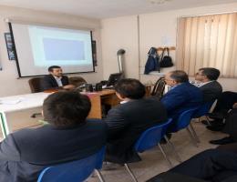 برگزاری دوره آموزشی محیط زیست در مرکز آموزش فنی و حرفه ای قوچان