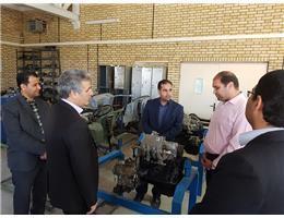فرماندار کاشمر: آموزش های فنی و حرفه ای باعث ارائه خدمات با کیفیت به جامعه می شود