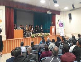 اجرای کارگاه آموزشی معرفی شاخص های افزایش عملکرد زعفران در مرکز آموزش فنی و حرفه ای نیشابور