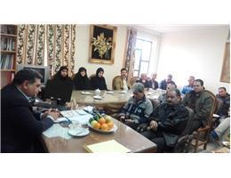 بازدید نماینده مردم سبزوار،خوشاب ،داورزن ،جوین ،جغتای و ششتمد در مجلس شورای اسلامی از کارگاه های مرکز آموزش فنی و حرفه ای سبزوار