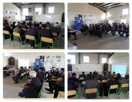 برگزاری دوره آموزشی متصدی معاملات املاک ویژه فعالین و مشاورین املاک شهرستان باخرز