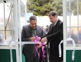 افتتاح اولین کارگاه پرورش جلبک کشور در مرکز آموزش فنی و حرفه ای شماره یک مشهد