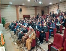 گزارش تصویری مراسم افتتاحیه هفتمین دوره مسابقات قرآن کارکنان سازمان آموزش فنی و حرفه ای کشور در مشهد