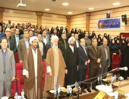 گزارش تصویری مراسم اختتامیه هفتمین دوره مسابقات قرآن کارکنان سازمان آموزش فنی و حرفه ای کشور در مشهد