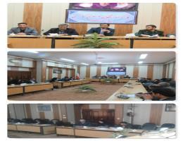 تصویب سند نیازسنجی آموزشهای مهارتی سال 98 در کارگروه اشتغال شهرستان باخرز