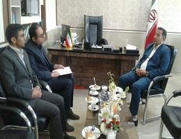 فرماندار صالح آباد: آموزش های فنی و حرفه ای کلید مشکل اشتغال در این شهرستان مرزی و محروم است