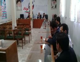 گزارش تصویری سفر مدیرکل آموزش فنی و حرفه ای خراسان رضوی به شهرستان تربت حیدریه