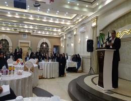 فرماندار تربت جام در همایش معرفی مشاغل وآموزشهای فنی و حرفه ای در حوزه مراقبت و زیبایی