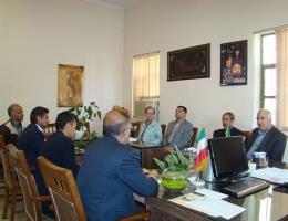 اجرای جلسه هماهنگی و نیازسنجی آموزشی مراکز آموزش فنی و حرفه ای نیشابور و فیروزه و معین اقتصادی منطقه