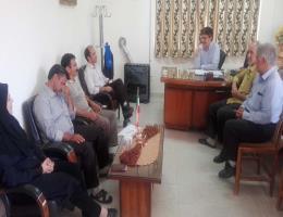 دومین جلسه برنامه ریزی و هماهنگی هفته ی ملی مهارت