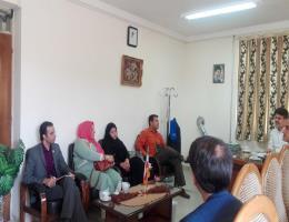سومین جلسه هماهنگی و برنامه ریزی هفته ملی مهارت با حضور آموزشگاه های آزاد