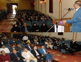 اقدامات انجام شده مرکز نیشابور به مناسبت گرامیداشت هفته ملی مهارت