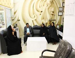 اقدامات انجام شده مرکز گناباد به مناسبت گرامیداشت هفته ملی مهارت