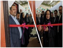 افتتاح کارگاه آموزش فرت بافی مرکز خواف در چهارمین روز از دهه فجر