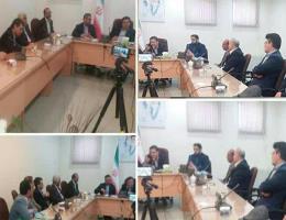 برگزاری نشست منتخبان مردم سبزوار در مجلس شواری اسلامی